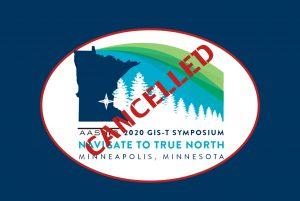 GIS-T Symposium Cancelled