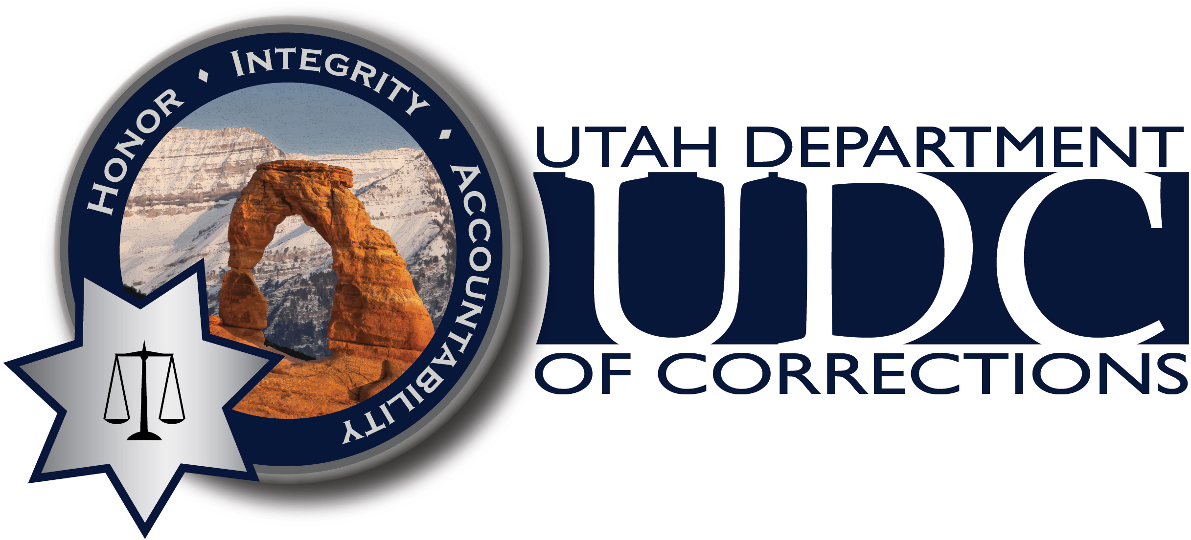 Utah Department of Corrections Logo