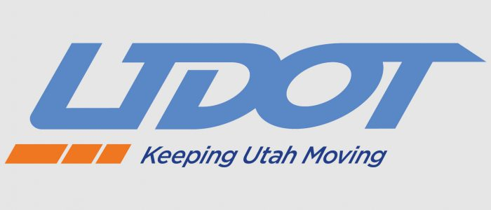 UDOT - Keep Utah Moving (logo)