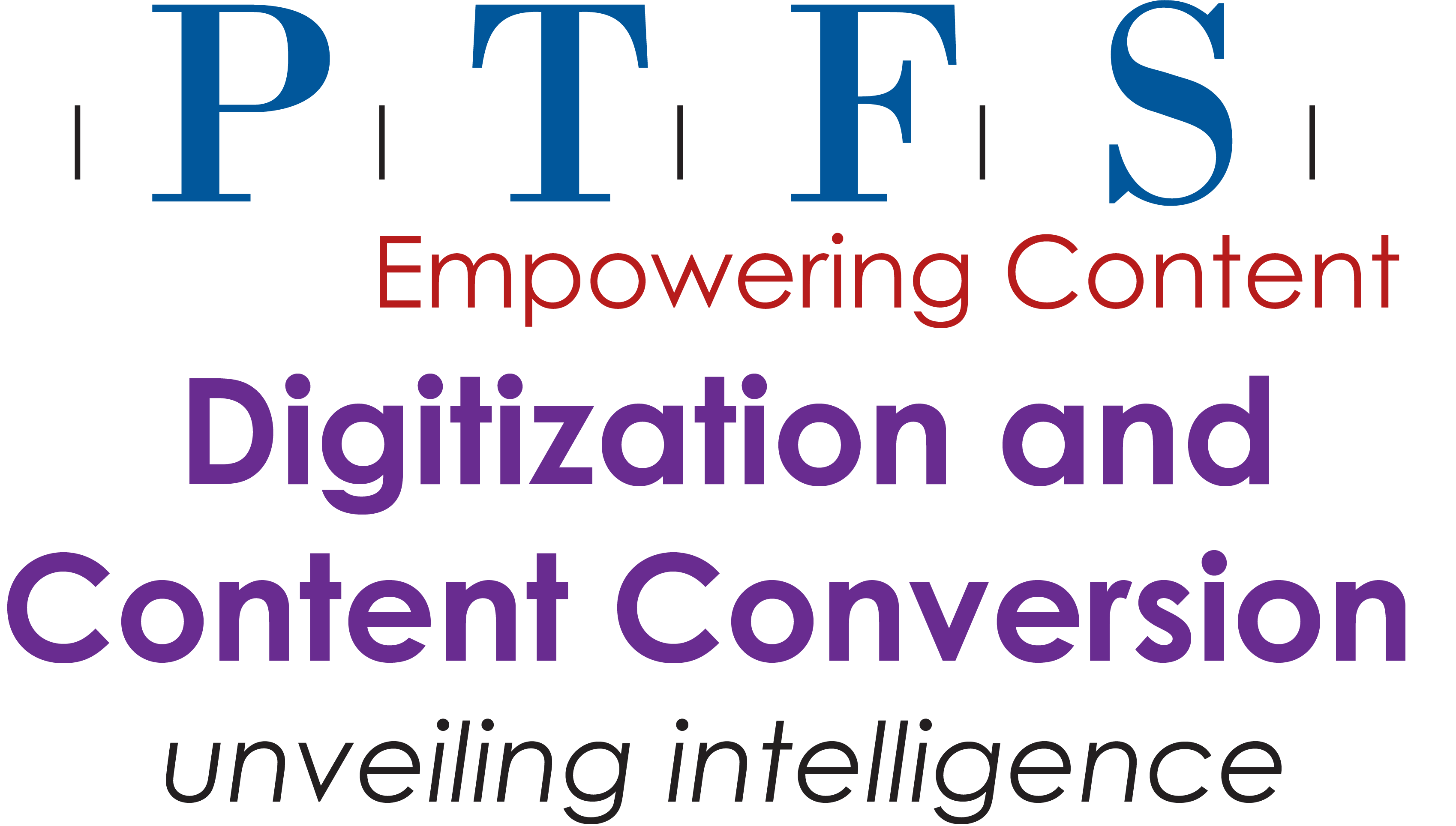 PTFS Digitization Logo