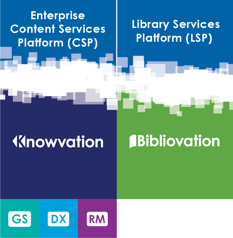 Our products can help you with data discovery, geospatial data management, records management and managing all library collections.